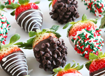 Candy/Chocolate Covered Strawberries